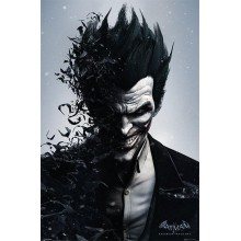 Плакат  Batman Arkham Origins Joker