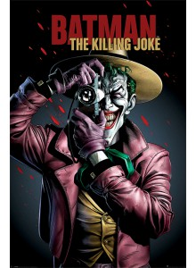 Плакат Batman the Killing Joke