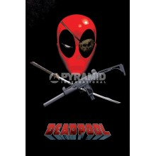 Плакат DEADPOOL Eye Patch