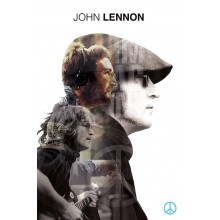 Плакат Джон Ленън