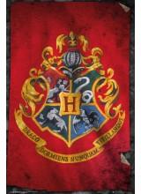 Плакат Хари Потър Флаг Хогуортс