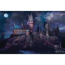 Плакат Хари Потър Хогуортс