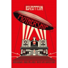 Плакат Led Zeppelin Mothership