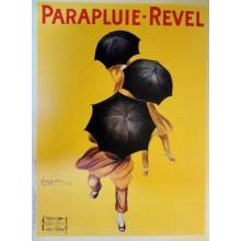 Плакат PARAPLUIE REVEL