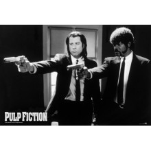 Плакат Pulp Fiction Guns