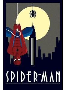Плакат SPIDERMAN