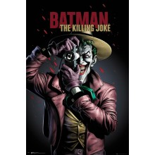 Постер Batman The Killing Joke