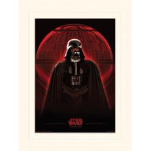 Постер Star Wars Rogue One Darth Vader