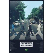 Постер The Beatles Abbey Road