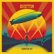 Принт от Канава Led Zeppelin Celebration Day