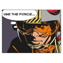 Принт от Канава Междузвездни Войни Use the Force