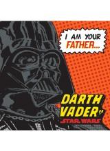 Принт от Канава Star Wars Darth Vader Your Father