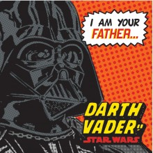 Принт от Канава Star Wars Darth Vader Your Father