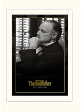 Принт The Godfather Кръстникът