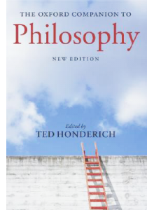 Ted Honderich | The Oxford Companion to Philosophy