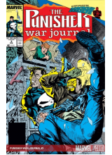 Комикс 1989-02 Punisher - War Journal 3