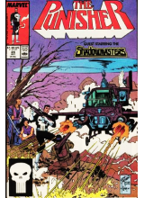 Комикс 1989-10 Punisher 24