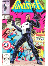 Комикс 1990-01 Punisher 29