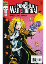 Комикс 1995-05 Punisher - War Journal 78