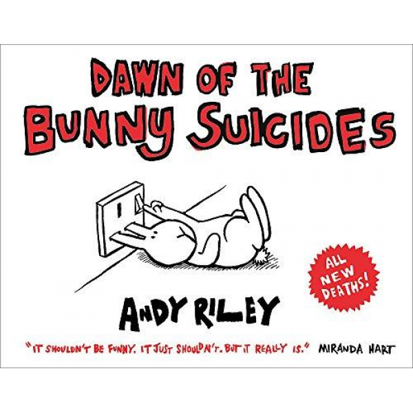 Andy Riley | Dawn of The Bunny Suicides 1