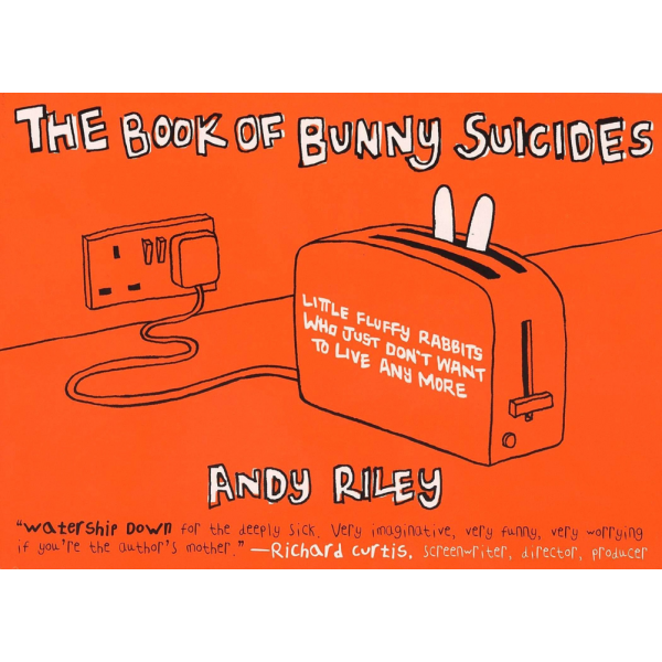 Andy Riley | The Book of Bunny Suicides 1