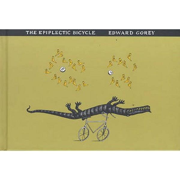 Edward Gorey | The epiplectic bicycle 1