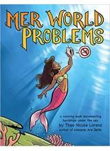 Книга за Оцветяване Mer World Problems