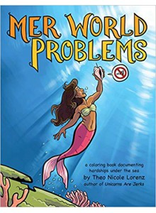 Colouring Book Mer World Problems