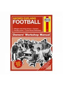 Наръчник за Футбол Haynes BKHY11