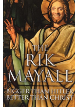 Rik Mayall | Bigger than Hitler