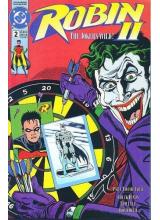 Комикс 1991-11 Robin 2