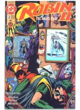 Комикс 1991-11 Robin 2 Variant Cover