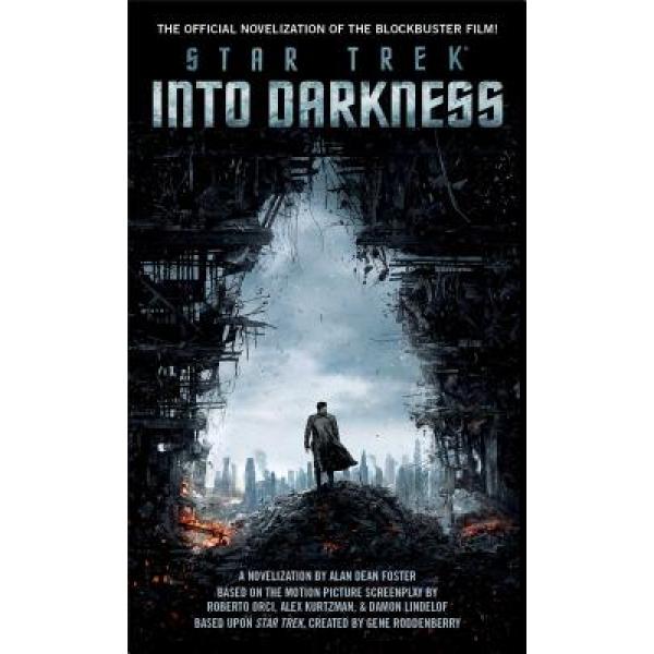 Alan Dean Foster | Star Trek into darkness 1