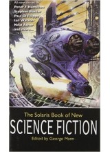 George Mann | The Solaris Book of New Science Fiction