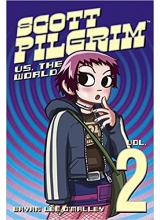 Манга   Scott Pilgrim vol.02