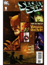 Комикс 2006-07 Secret Six 1 of 6