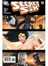 Комикс 2009-11 Secret Six 13