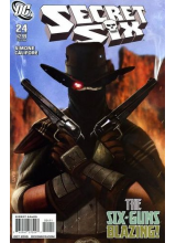 Комикс 2010-10 Secret Six 24