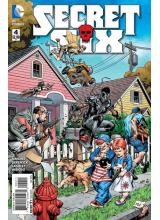 Комикс 2015-09 Secret Six 4
