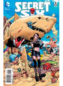Комикс 2015-10 Secret Six 5