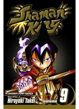 Манга | Shaman King vol.09