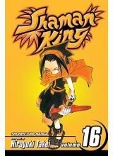 Манга | Shaman King vol.16