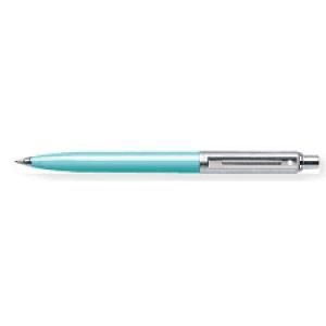 Химикалка Sheaffer Sentinel Chrome Turquoise