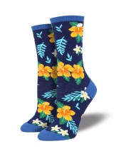 Чорапи Алоха Хавайски Цветя 35-43