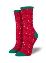 Чорапи Коледни Светлини 35-43