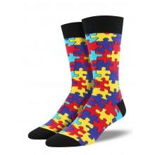 Чорапи Парчета Пъзел 39-45