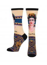 Чорапи с 3D Принт Фрида Кало Класика 35-43
