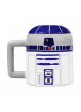 Чаша с Капак Междузвездни Войни R2D2 MUGDSW02