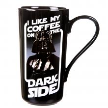 Чаша за кафе-лате DARTH VADER