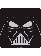 Coaster Star Wars Darth Vader Black